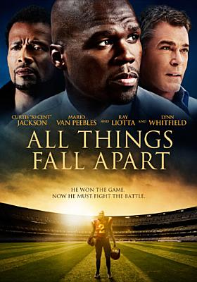 ALL THINGS FALL APART BY 50 CENT (DVD)