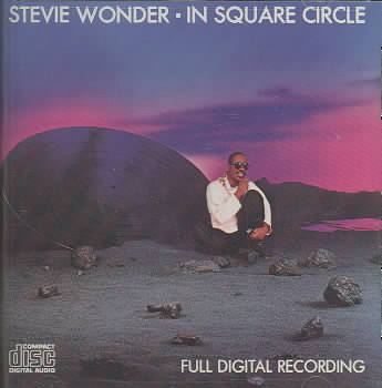 IN SQUARE CIRCLE BY WONDER,STEVIE (CD)