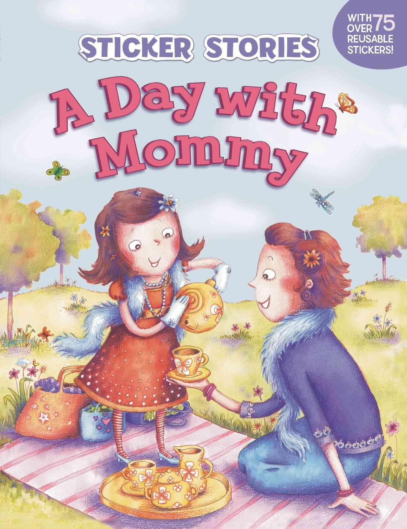 A Day With Mommy By Florian, Melanie (ILT)